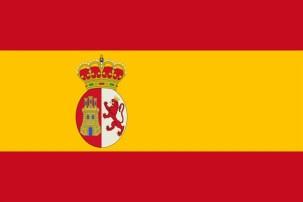 bandera españa siglo xix