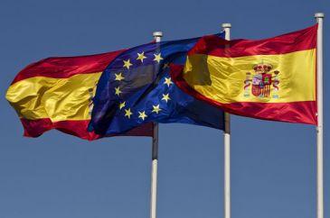 banderas de europa y españa