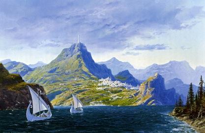 barcos élficos