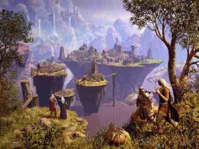 elfos en alfarheim