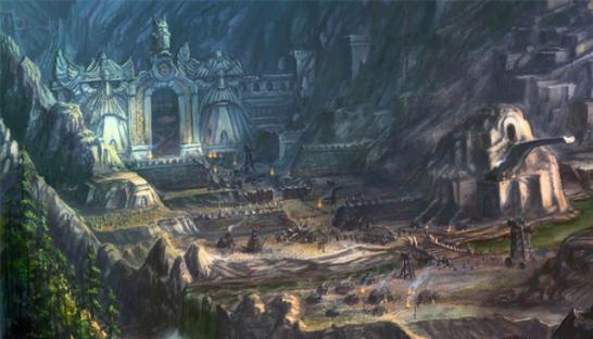 fortaleza dvergar